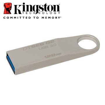 【128G】金士顿Kingston DataTraveler SE9 G2随身碟(DTSE9G2/128GB64)