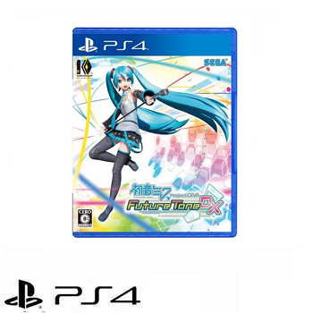 PS4 初音未来Project DIVA Future Tone DX - 中文版