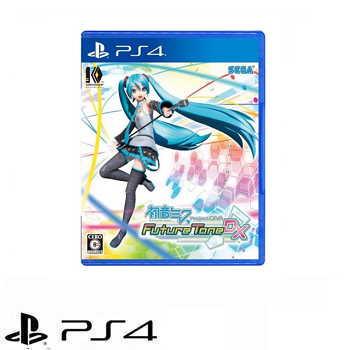 PS4 初音未来Project DIVA Future Tone DX - 中文版 P4 DIVA DX
