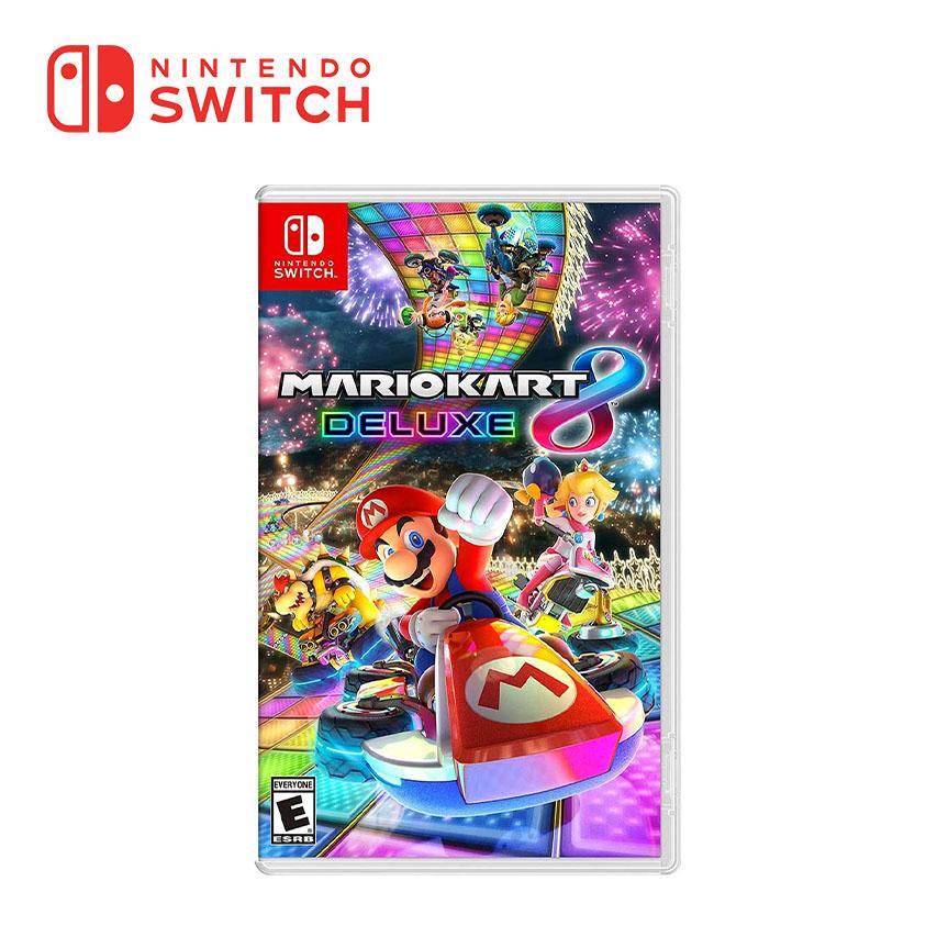 任天堂 Nintendo Switch 瑪利歐賽車8 豪華版 Mario Kart 8 Deluxe