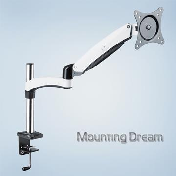 MountingDream13-27吋旋臂式桌用液晶螢幕架