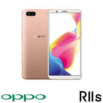 【4G / 64G】OPPO R11s 6吋18:9全螢幕八核心智慧型手機 - 香檳色