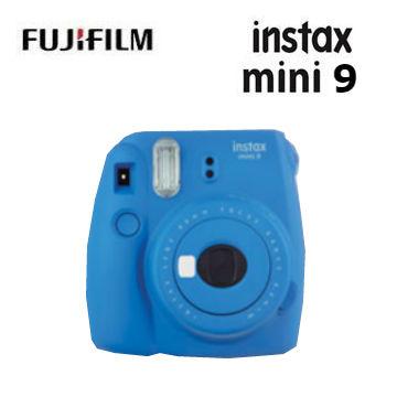 富士 Mini9馬上看相機-深藍