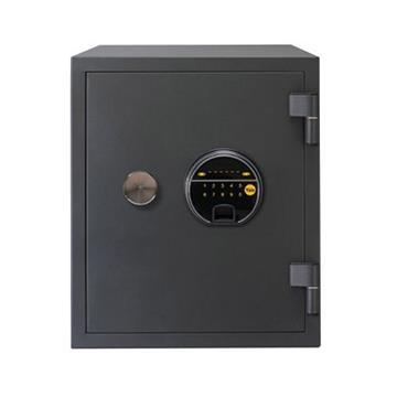 Yale 指紋辨識防火型保險箱