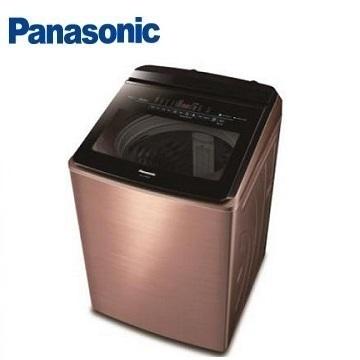 Panasonic 18公斤变频洗衣机(NA-V198EBS-B(蔷薇金))