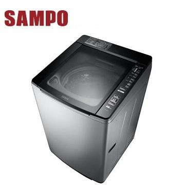声宝 14公斤单槽变频洗衣机(ES-JD14P(S2)渐层银)