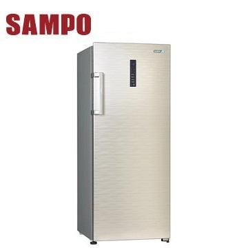聲寶 210公升直立式冰櫃