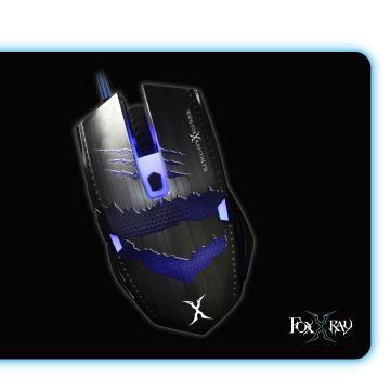 FOXXRAY 利爪猎狐电竞鼠标组合包(FXR-BMP-25-N)