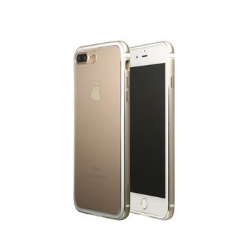 【iPhone 8 Plus / 7 Plus】OVERDIGI 雙料鋁合金邊框 - 金(ODLG)