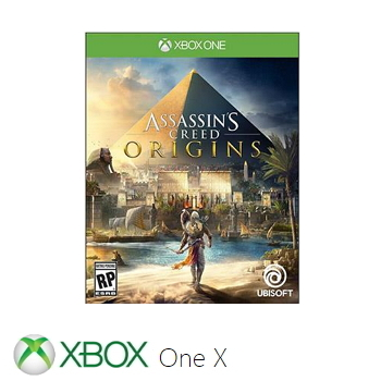 XBOX ONE 刺客教條:起源  Assassin's Creed: Origins - 中文一般版