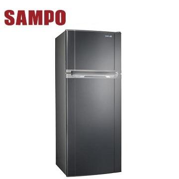 声宝 340公升双门变频冰箱