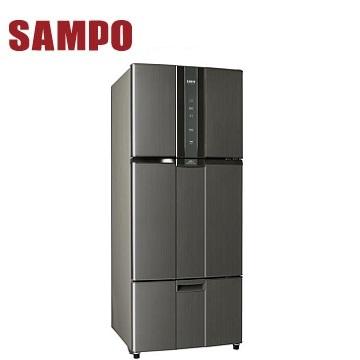 声宝 580公升三门变频冰箱