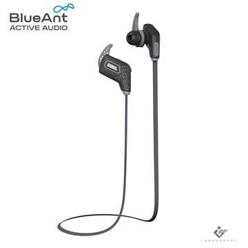 BlueAnt PUMP Lite 2 藍牙運動耳機-經典黑(PUMP-LITE2)