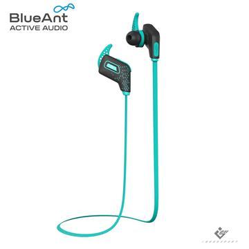BlueAnt PUMP Lite 2 藍牙運動耳機-極光藍(PUMP-LITE2)