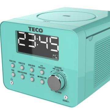 TECO CD時鐘音響