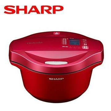 【福利品】SHARP 2.4L 0水鍋
