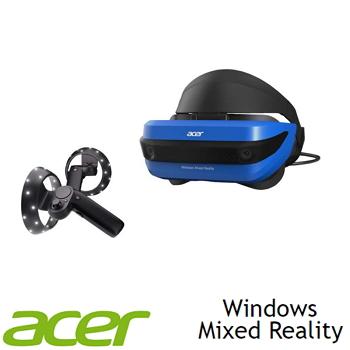 Acer 宏碁 Windows Mixed Reality 頭戴虛擬實境裝置(AH101-D1BW)