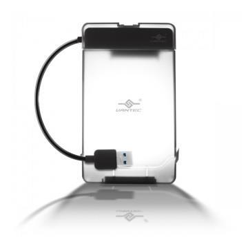 凡達克2.5吋硬碟轉USB3.0外接盒(CB-STU3-2PB)