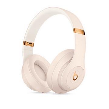Beats Studio3 Wireless 头戴式耳机-玉玫瑰(MQUG2ZP/A)