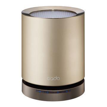 cado 蓝光触媒空气清净机-香槟金(AP-C110)