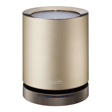 cado 藍光觸媒空氣清淨機-香檳金