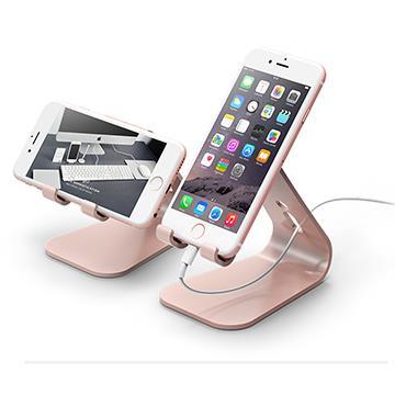 elago 铝合金手机支架 - 玫瑰金(M2_RGD)