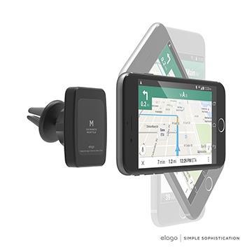 elago 专业版手机通用磁铁车架(M_PRO)