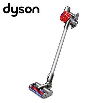 Dyson V6 SV03 無線吸塵器(銀紅)