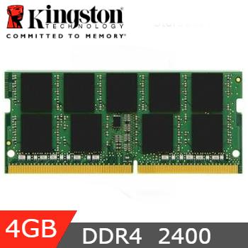 金士顿So-Dimm DDR4-2400/4G(KCP424SS6/4)