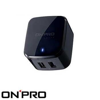 ONPRO UC-HS6A2P 6A極速充電器 - 黑色(UC-HS6A2P-B)