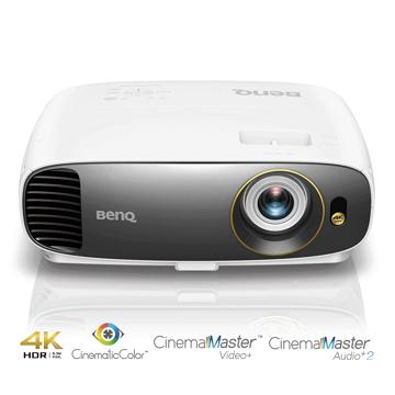 BenQ 4K HDR色準三坪投影機
