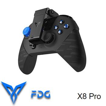 【黑武士全配組】飛智 FLYDIGI 二代 黑武士X8 PRO 手機遊戲電競手把