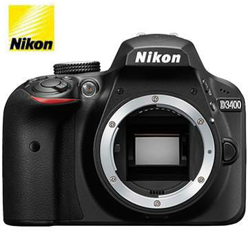 NIKON D3400數位單眼相機(BODY) D3400(單機身)