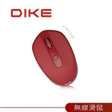 DIKE DMW120 Expert DPI可調式無線滑鼠-紅(DMW120-RD)