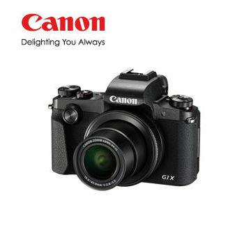Canon G1X Mark III 類單眼相機