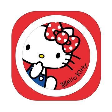 Hello Kitty POWER-i8 迷你无线充电板 - 害羞款(KT-POWER-i8-害羞)