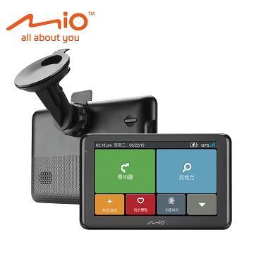 Mio NaviNext S60 專利動態預警聲控導航機