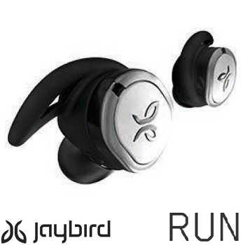 Jaybird RUN 真无线运动耳机 - 奢华白