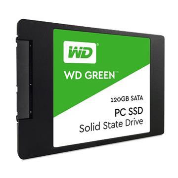 "WD SSD Green系列-2.5""120G固態硬碟(3D TLC"
