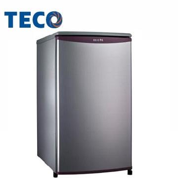 東元 91公升單門冰箱