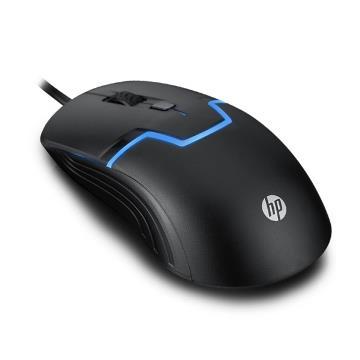HP m100 有线鼠标(m100)