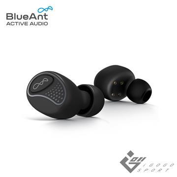 BlueAnt PUMP Air 真无线运动耳机-经典黑(PUMP AIR)