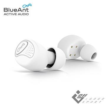 BlueAnt PUMP Air 真无线运动耳机-珍珠白(PUMP AIR)