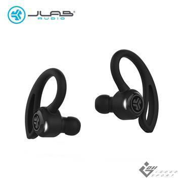 JLab Epic Air 真无线蓝牙耳机 - 黑(EPIC-AIR)