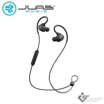 JLab Epic Sport蓝牙运动耳机-黑 EPIC-SPORT