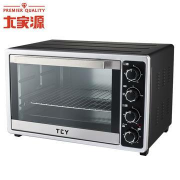 大家源45L专业双温控旋风电烤箱(TCY-3805)