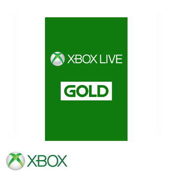 【ESD】微軟 Microsoft Xbox Live 金會員12個月數位下載版