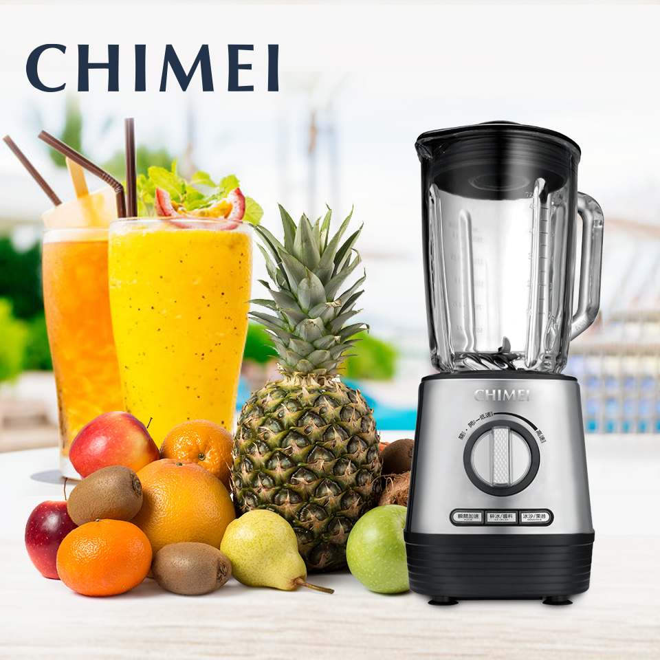CHIMEI 好偏心纤活果汁机(MX-2000S2)