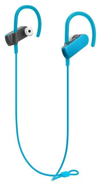 铁三角 SPORT50BT运动蓝牙耳机-土耳其蓝(ATH-SPORT50BT BL)