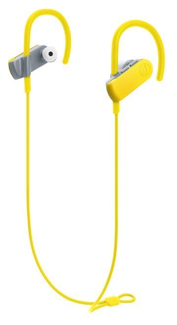 铁三角 SPORT50BT运动蓝牙耳机-蝴蝶黄(ATH-SPORT50BT YL)